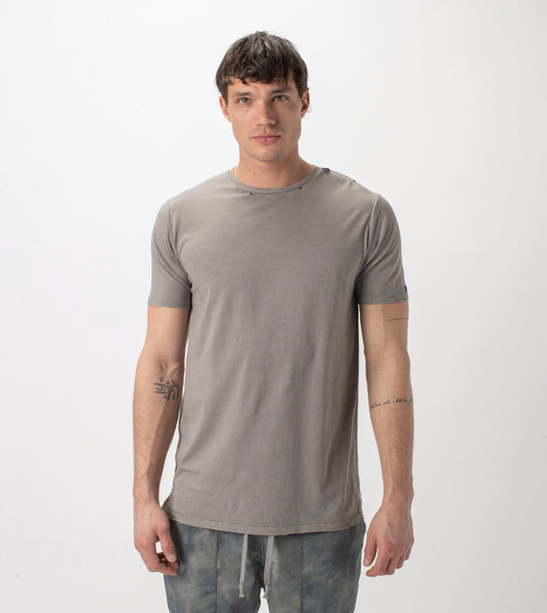 Ripped Flintlock Tee GD Ash