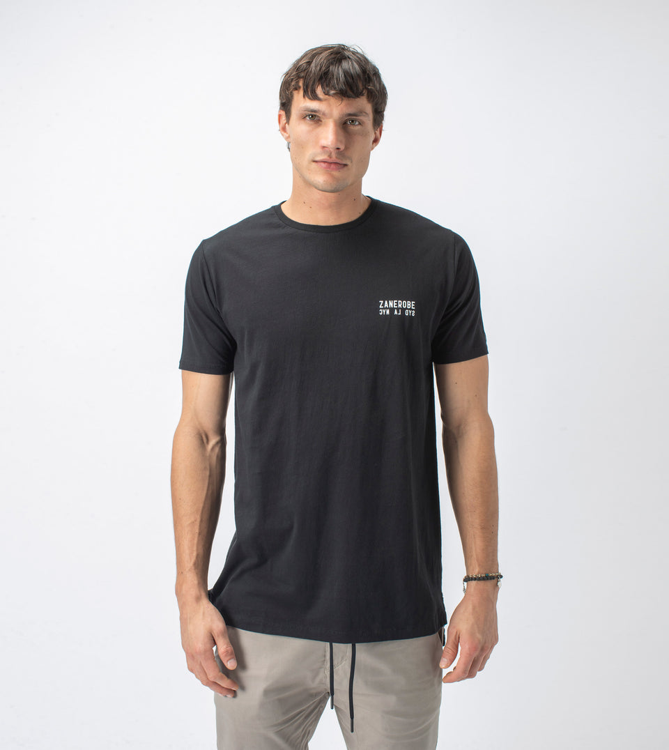 Reversal Flintlock Tee Black