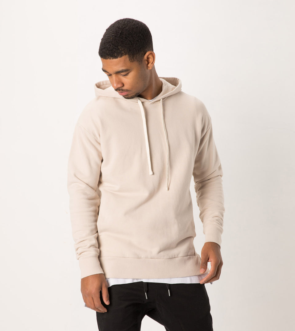 Flintlock Hood Sweat Natural