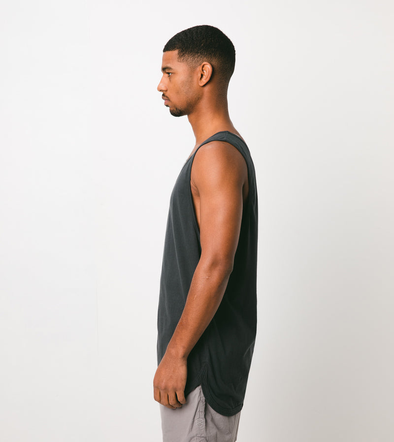 Rugger Tank Vintage Black - Sale