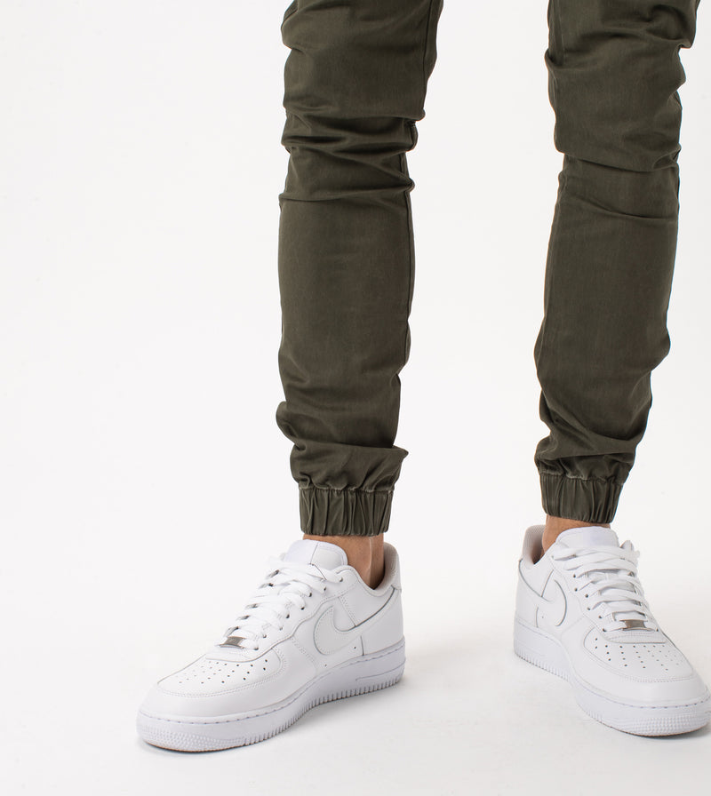 Sustainable Sureshot Jogger Peat - Sale