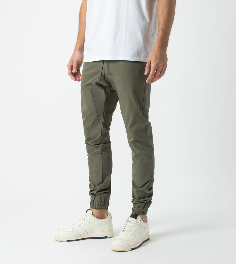 Sureshot Tech Jogger Moss