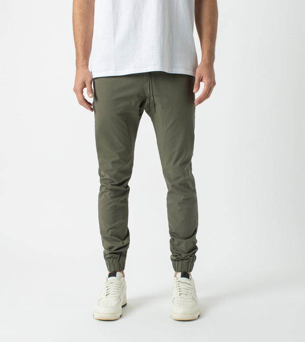 Sureshot Tech Jogger Moss - Sale