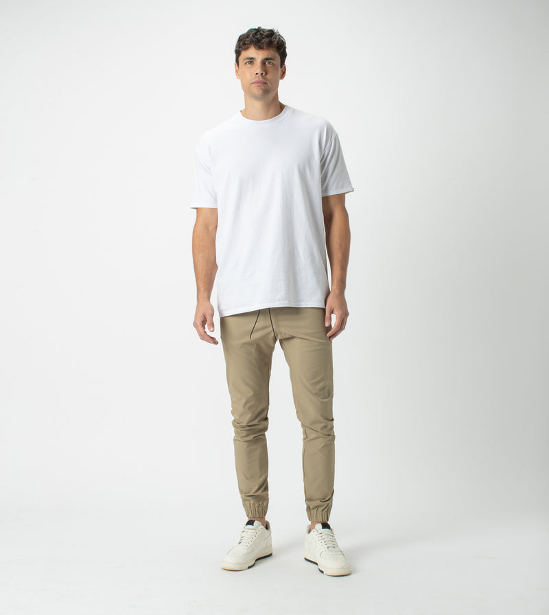 Sureshot Tech Jogger Sand