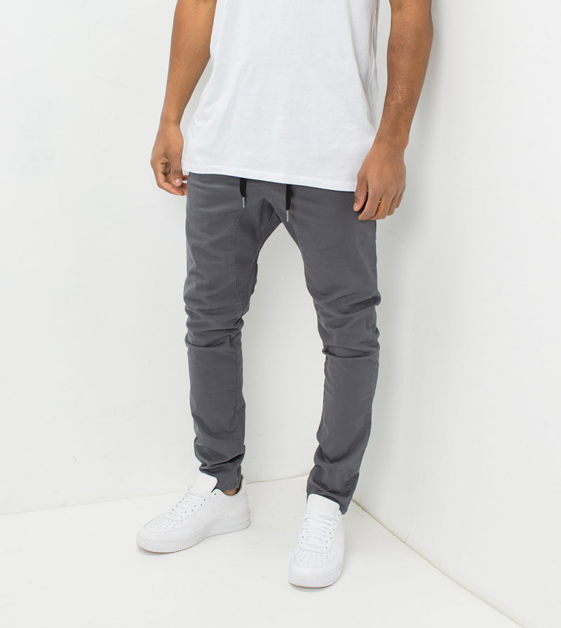 Salerno Chino Grey - Sale