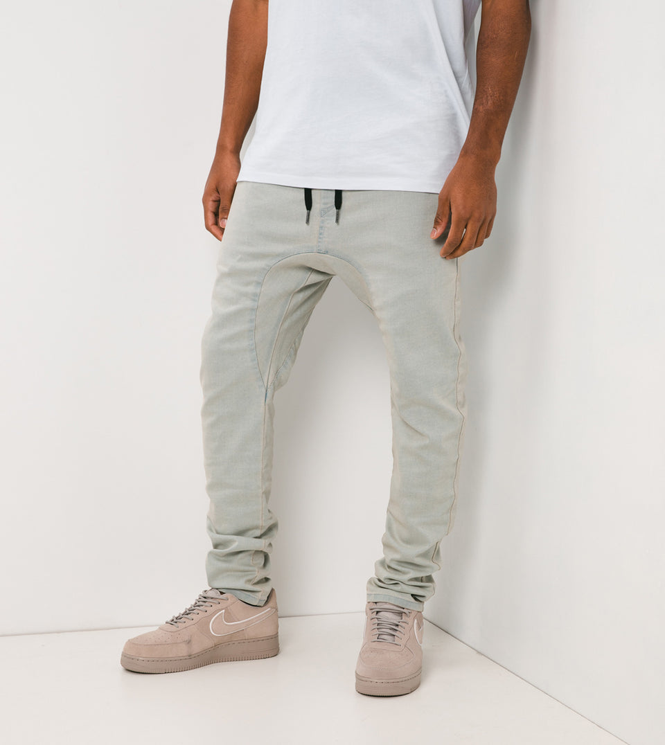 Salerno Flex Chino Whitewash - Sale