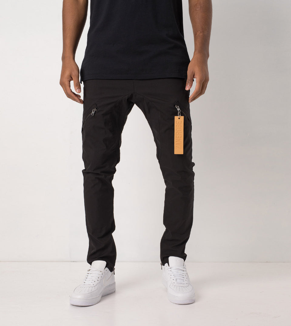 Salerno Tech Pant Black - Sale