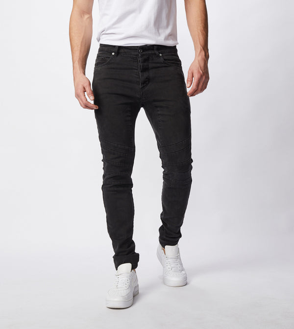 Scrambler Joe Blow Denim Archive Black - Sale