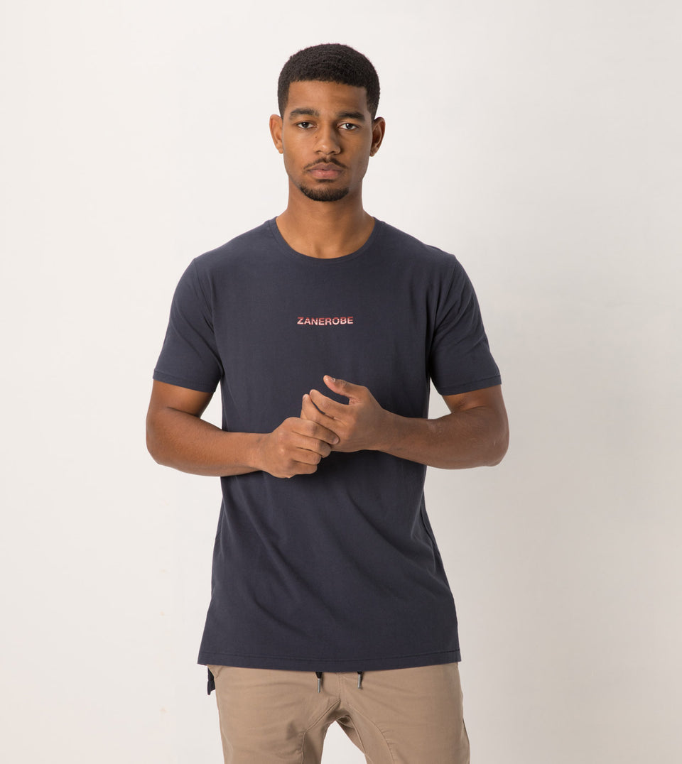 Season Flintlock Tee Duke Blue - Sale
