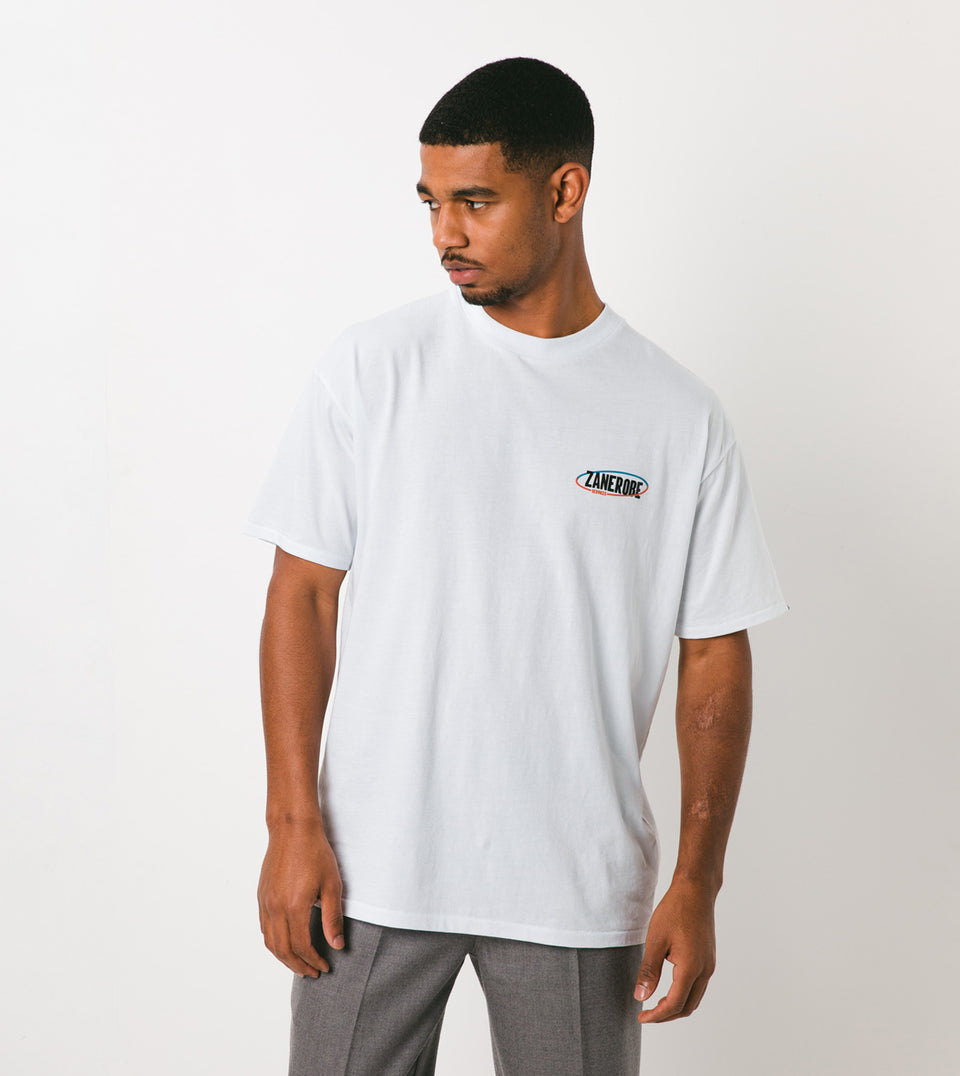 Services Box Tee White - Sale