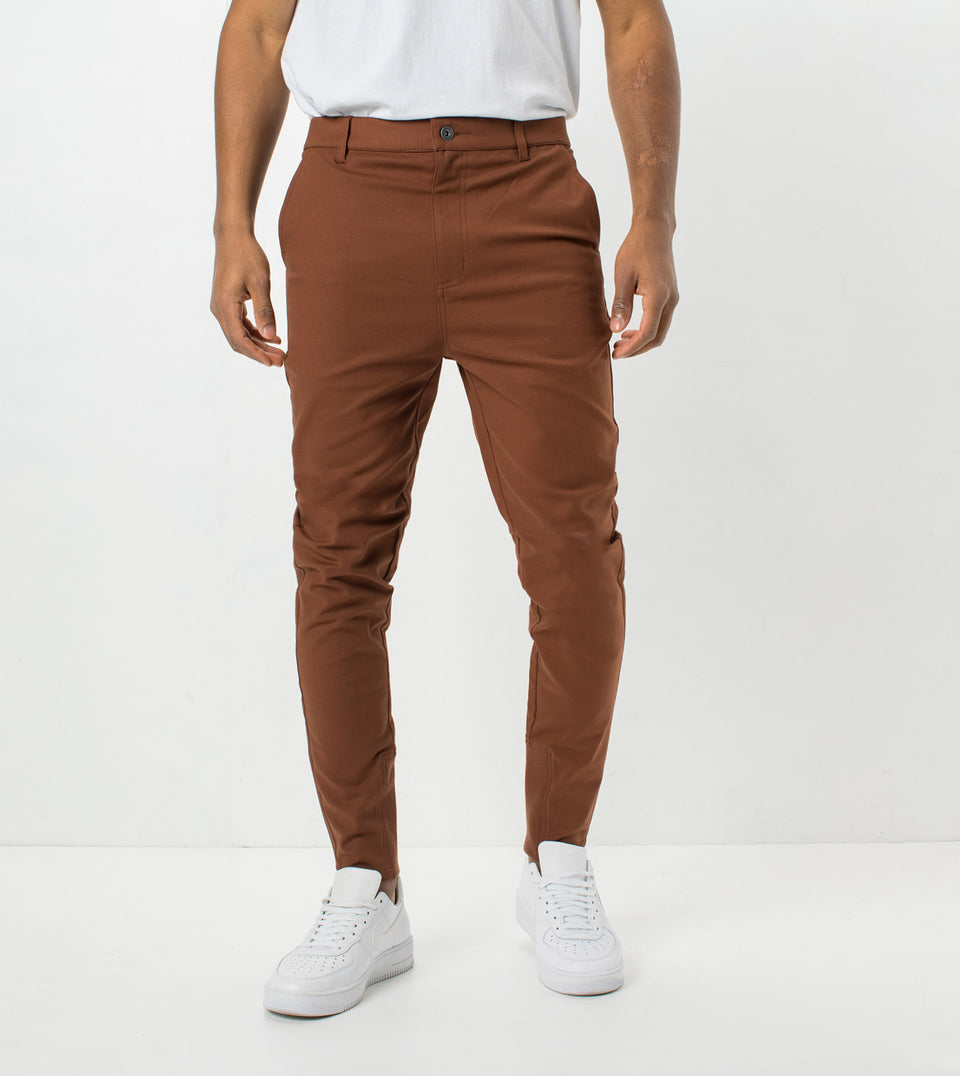 Sharpshot Chino Dark Bronze
