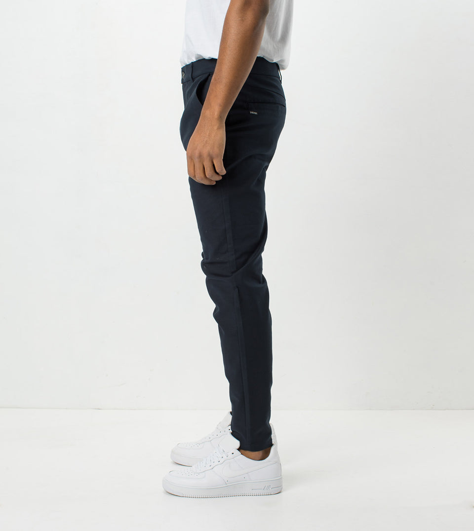 Sharpshot Chino Navy - Sale