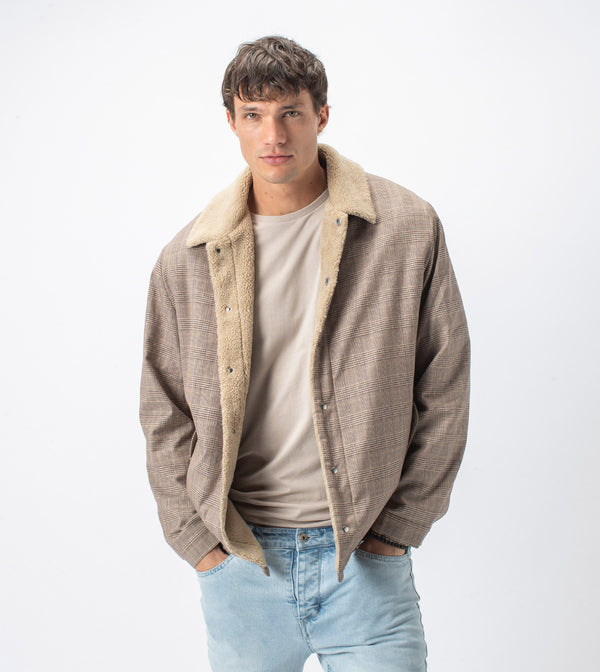 Sherpa Work Jacket Sun/Timber - Sale