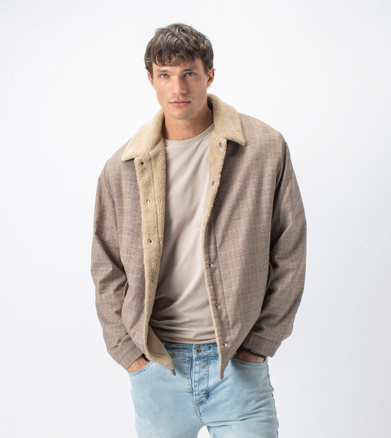 Sherpa Work Jacket Sun/Timber