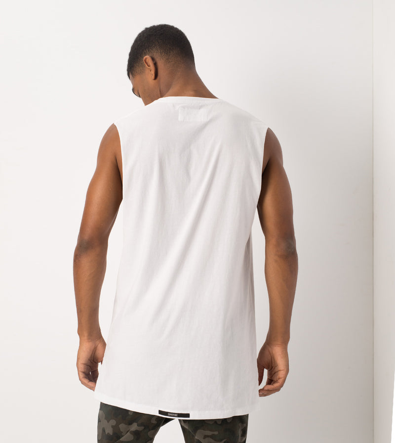 Shield Flintlock Muscle White - Sale