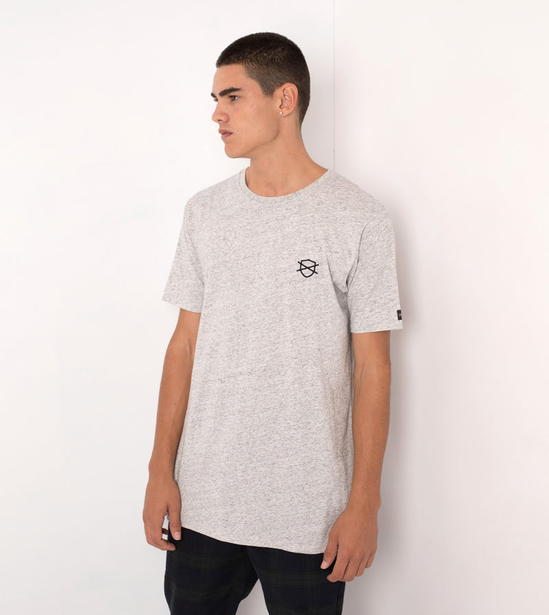 Shield Flintlock Tee Storm Marle - Sale