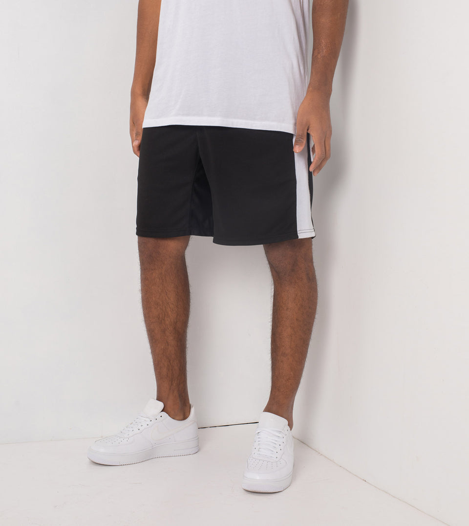Sideline Short Black/White