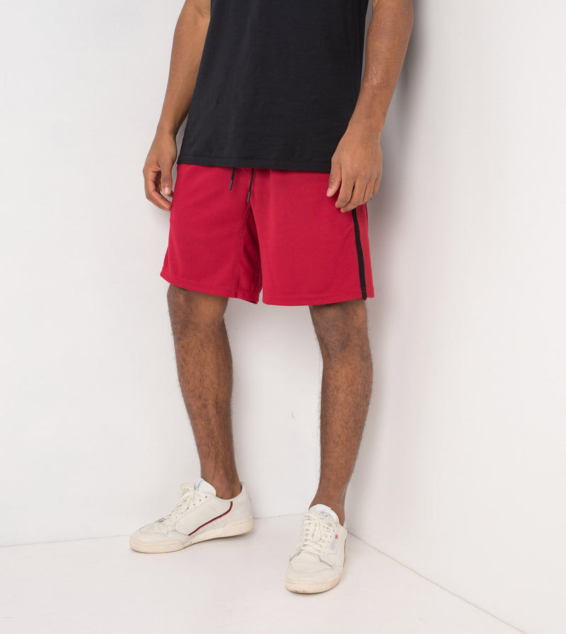 Sideline Short Dark Cherry/Black - Sale