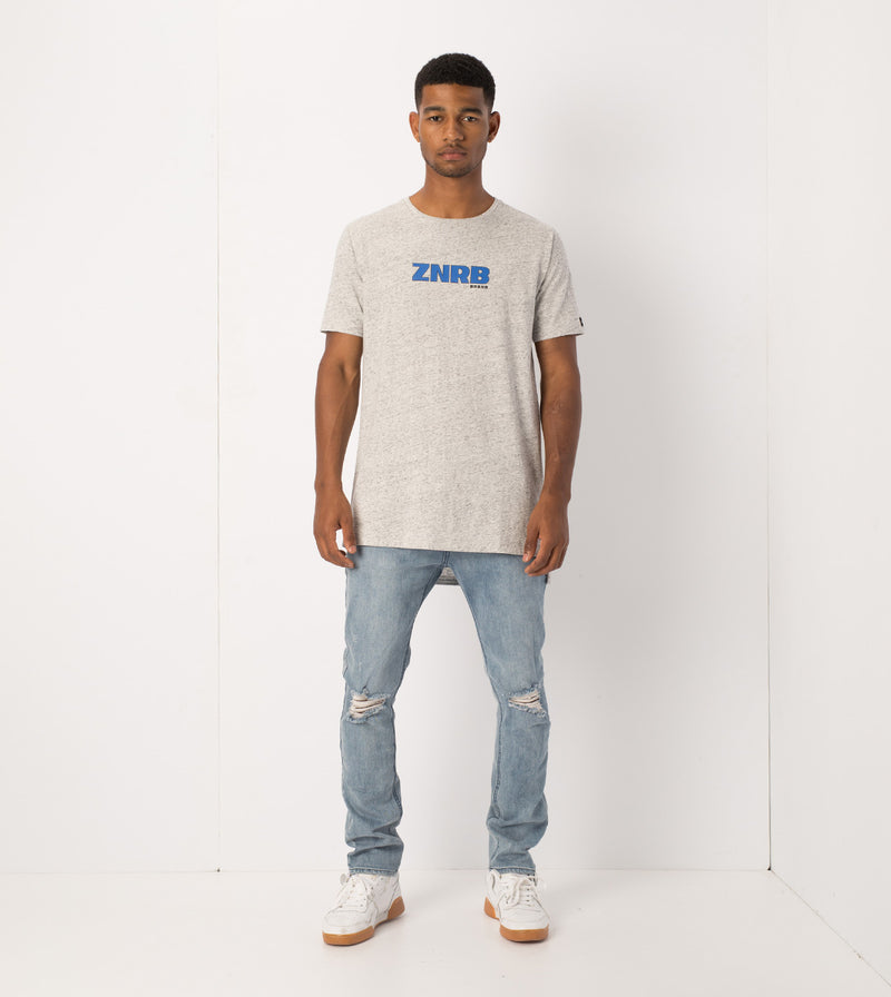 Sign Flintlock Tee Storm Marle - Sale