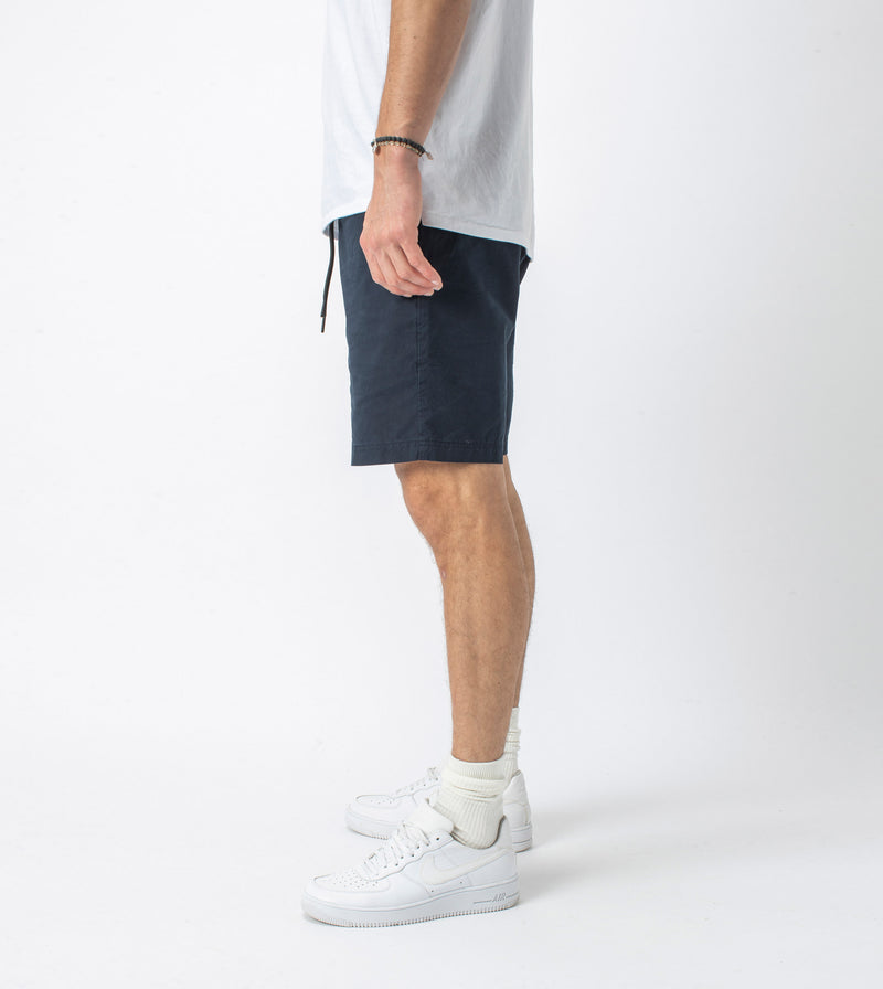 Snapshot Cargo Short Washed Ink