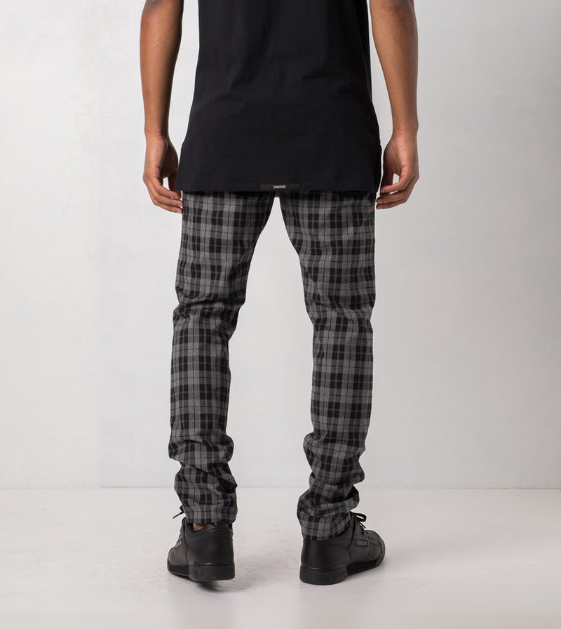Snapshot Chino Black/Grey Marle - Sale