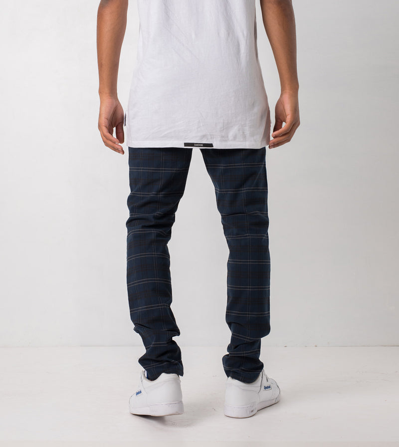 Snapshot Chino Navy Check - Sale