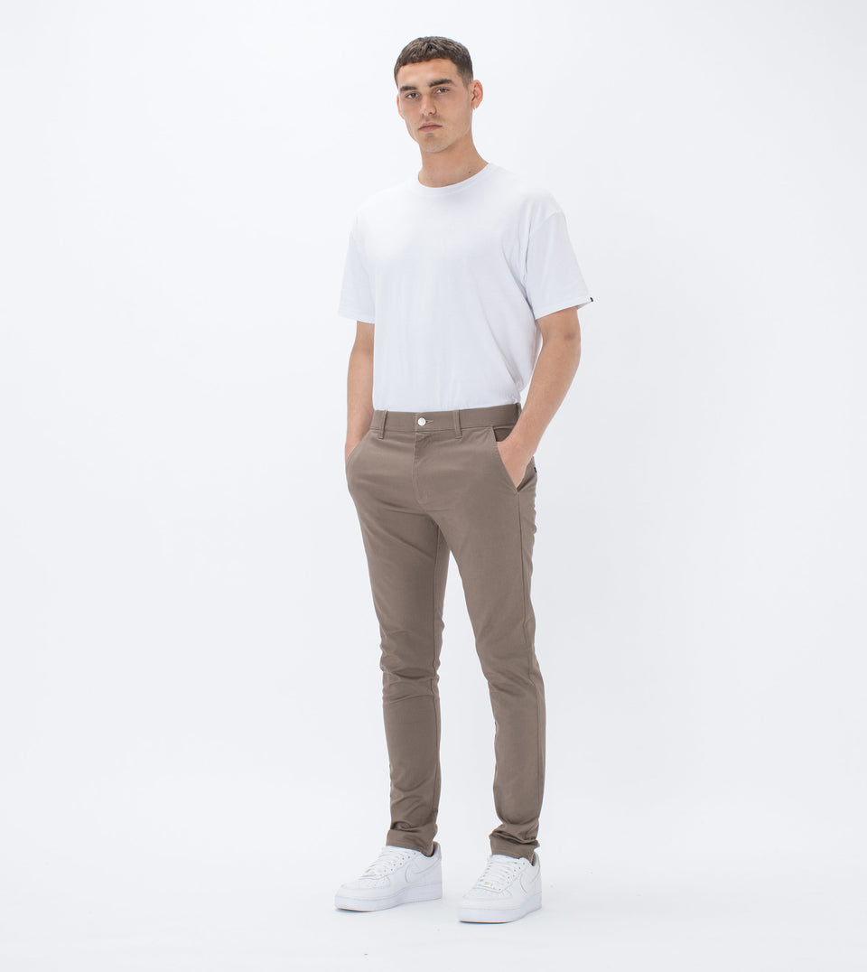 Snapshot Chino Timber