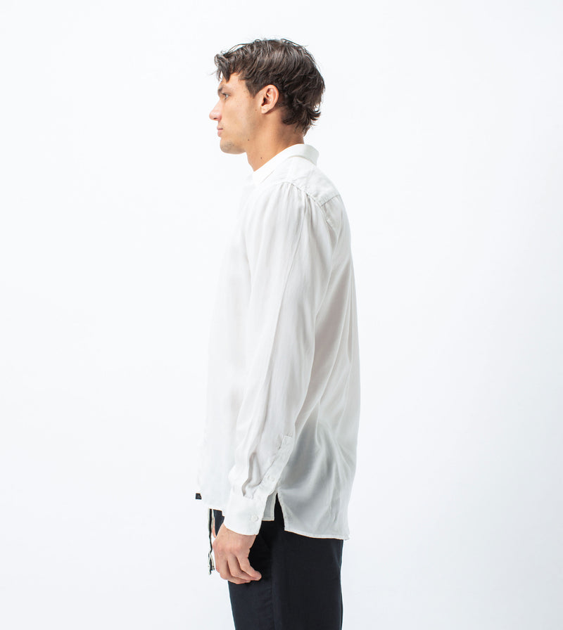Soft LS Shirt Milk - Sale