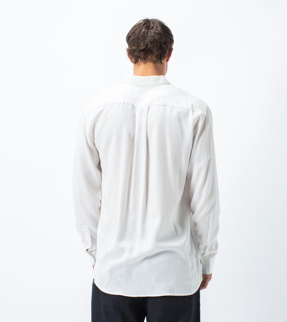 Soft LS Shirt Milk