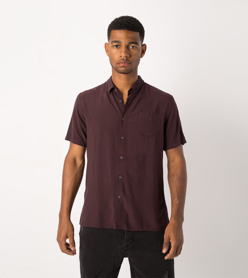 Solid SS Shirt Port - Sale