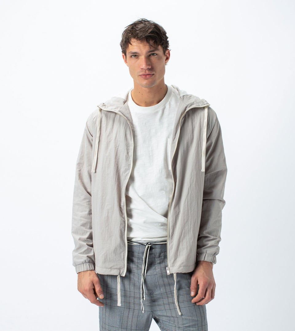 Storm Spray Jacket Pearl - Sale