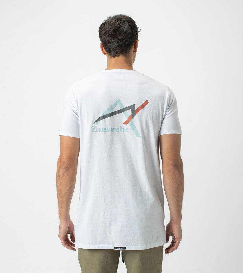 Summit Flintlock Tee White