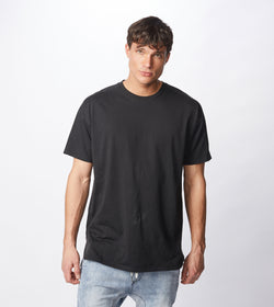 Super Rugger Tee Black - Sale