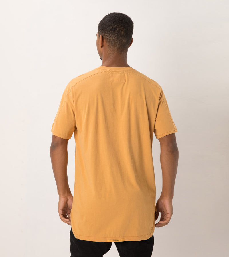 Super Rugger Tee Saffron