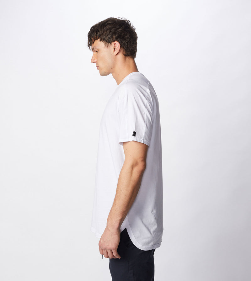 Super Rugger Tee White - Sale
