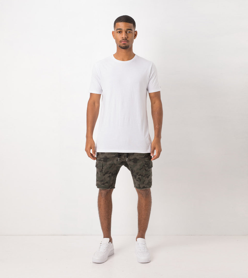 Sureshot Cargo Short Dark Camo