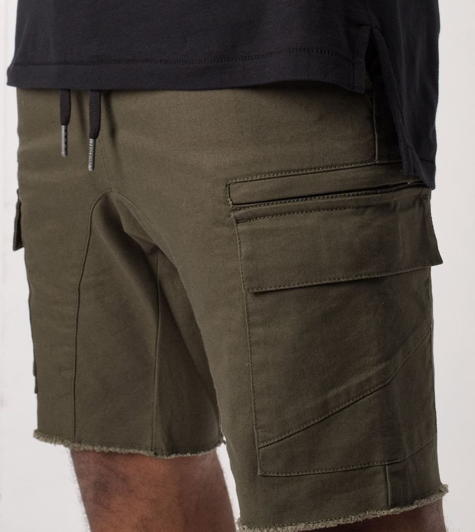 Sureshot Cargo Short Military - Sale