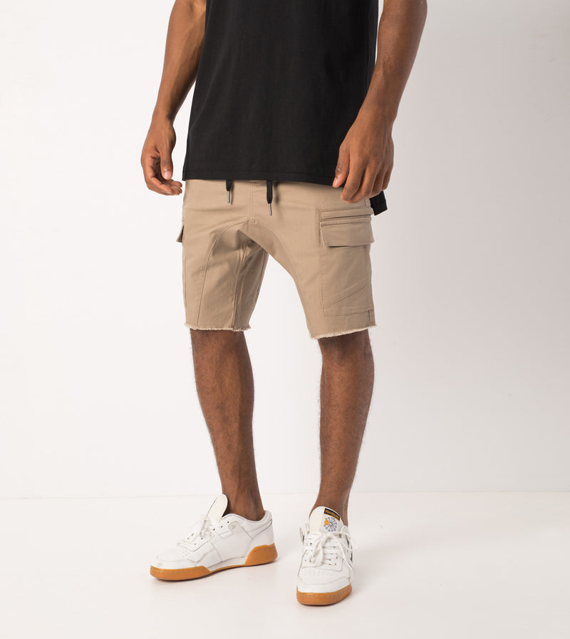 Sureshot Cargo Short Sand - Sale