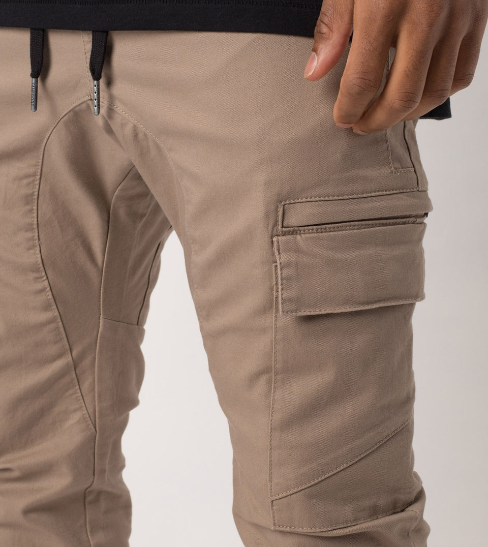Sureshot Cargo Tan