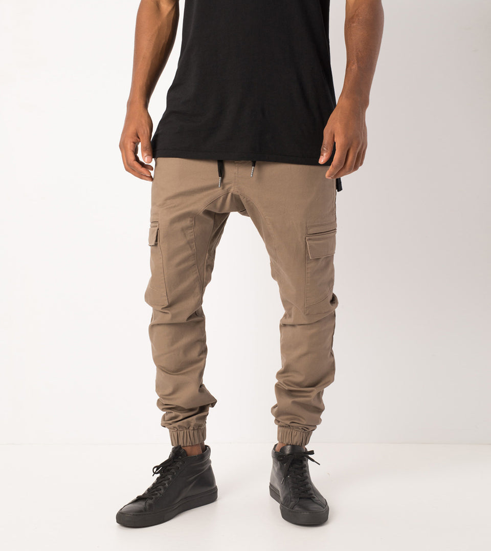 Sureshot Cargo Jogger Timber