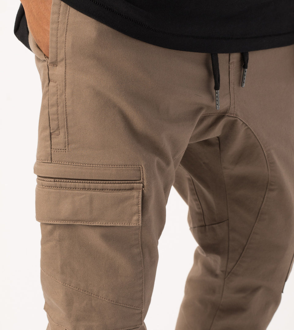 Sureshot Cargo Jogger Timber - Sale