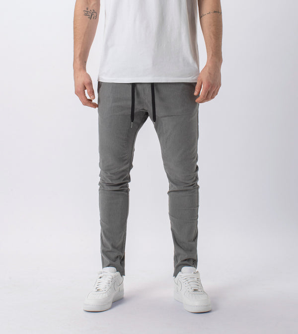 Sureshot Chino Grey Marle - Sale