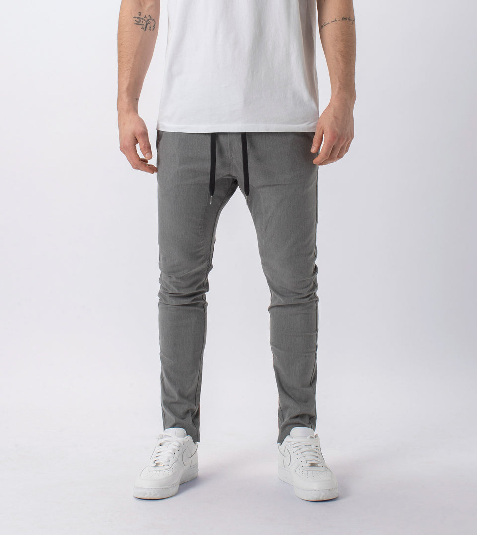 Sureshot Chino Grey Marle