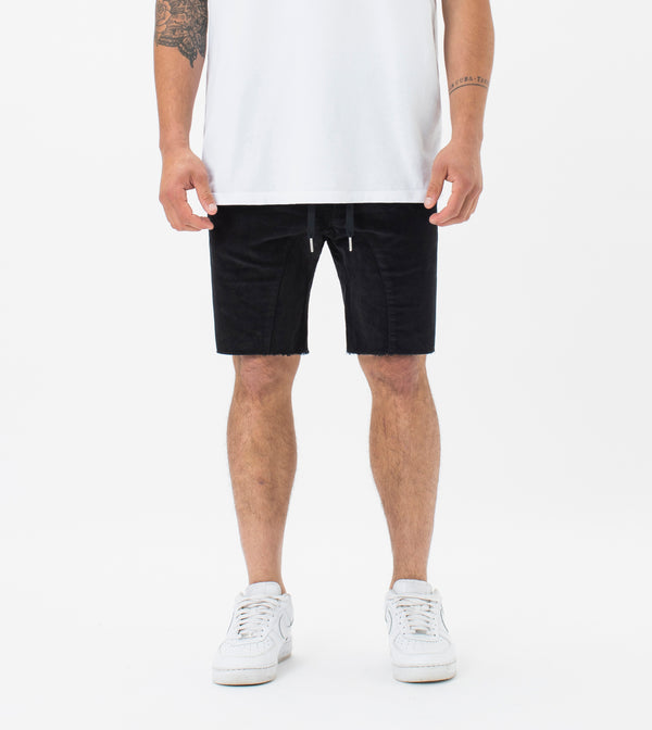 Sureshot Cord Short Black
