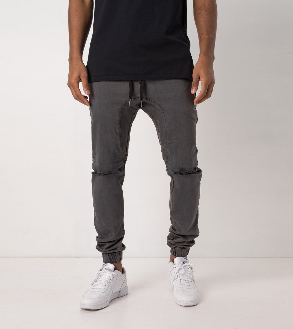 Sureshot Decon Jogger Washed Black
