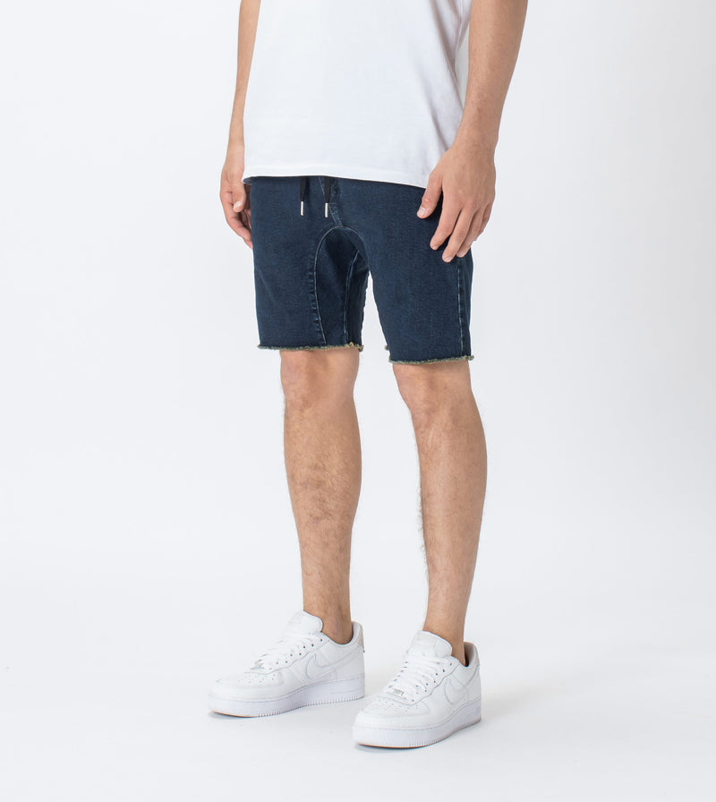 Sureshot Denim Short Deep Sea
