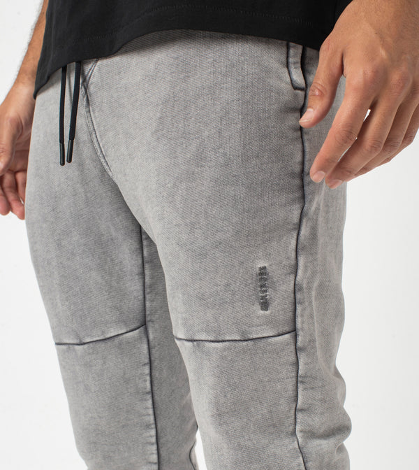 Sureshot Fleece Jogger Rock Salt