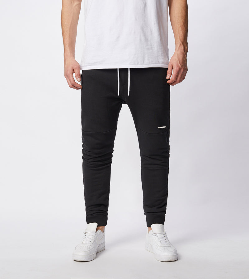 Sureshot Fleece Jogger Black