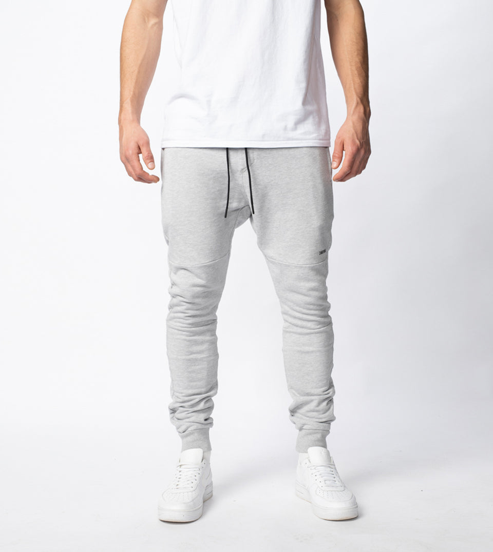 Sureshot Fleece Jogger Grey Marle