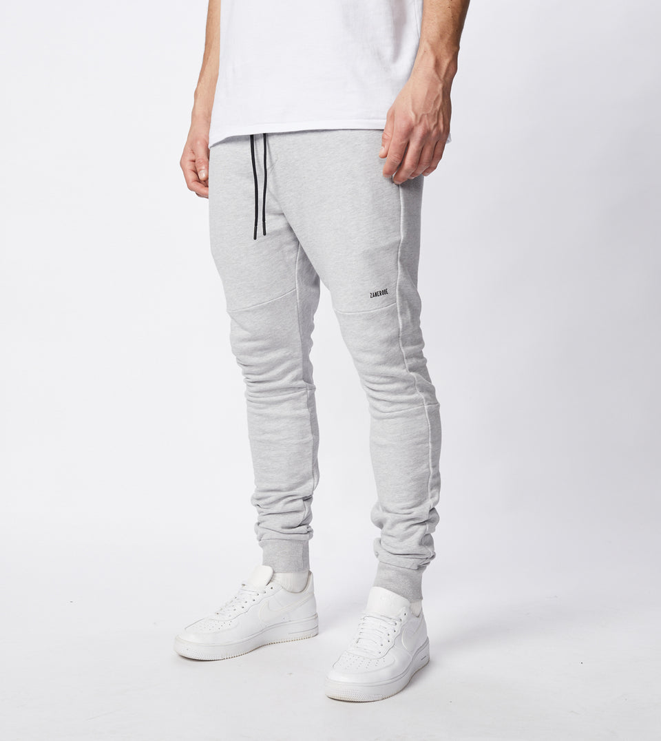 Sureshot Fleece Jogger Grey Marle - Sale